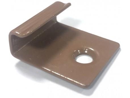 I-clip eindclip RVS-Accessoires clips, schroeven, onderhoudsmiddelen etc)